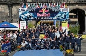 HYUNDAI SUISSE Korean Motor Company, Kontich (B): Hyundai feiert fulminanten Doppelsieg bei Rallye Deutschland