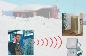 Elbro AG: Heizung im Ferienhaus fernschalten
