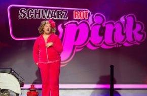 """SAT.1: Gesucht! Traumjob für Cindy aus Marzahn in """"Schwarz Rot Pink"""""""