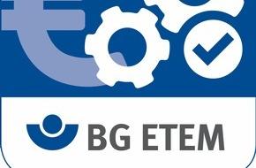 BG ETEM - Berufsgenossenschaft Energie Textil Elektro Medienerzeugnisse: Viele Unternehmer mussten schon einmal neue Maschinen teuer nachrüsten / Fast jeder verwechselt die CE-Kennzeichnung mit einem Prüfsiegel / Umfrage unter Firmen