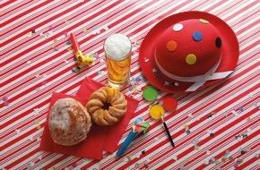 Pascoe Naturmedizin: Berliner, Bier und Bussis: Die fünfte Jahreszeit klopft an die Türen / Fastenzeit ist eine Hausforderung für den Säure-Basen-Haushalt des Körpers