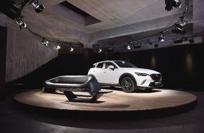 Mazda: Mazda Designsprache KODO glänzt bei der Milan Design Week