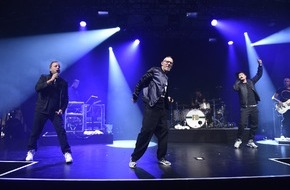Sky Deutschland: Exklusive Live-Übertragung des Fanta4-Konzerts in Sky Sportsbars