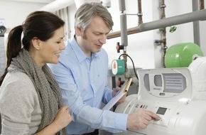 IWO Institut für Wärme und Oeltechnik: Brennwerttechnik mit zunehmender Bedeutung für die Energiewende / 30 Prozent Absatzplus bei Ölheizungen