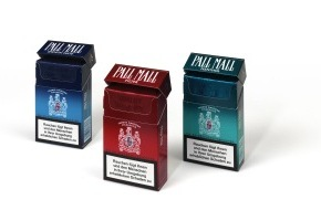 British American Tobacco (Germany) GmbH: PALL MALL: Innovationen mit Tradition