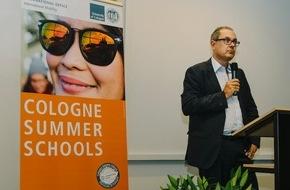 Santander Consumer Bank AG: Santander Universitäten fördert erneut Cologne Summer School