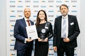 STIEBEL ELTRON: Stiebel Eltron zu den besten und stärksten Marken Deutschlands gewählt / Auszeichnung als 'Superbrand' 2014/2015
