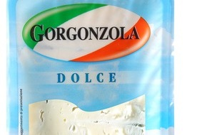 Migros-Genossenschafts-Bund: Migros rappelle les produits Gorgonzola Dolce