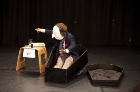 Migros-Genossenschafts-Bund Direktion Kultur und Soziales: Migros-Kulturprozent: Bewegungstheater-Wettbewerb 2014 / Herausragender Nachwuchs