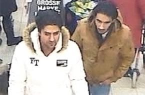 Polizeiinspektion Northeim/Osterode: POL-NOM: Räuberischer Ladendiebstahl - Wer kann Hinweise zu den Tätern geben?