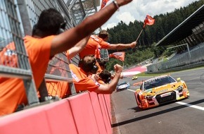 ADAC: Stoll/Vanthoor erobern ersten Saisonsieg für Audi im ADAC GT Masters (FOTO)