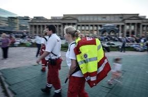 Johanniter Unfall Hilfe e.V.: 29.600 Stunden im Einsatz während des Kirchentages / Tausende Besucher nutzten Hilfeleistungen der Johanniter