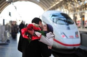 Deutsche Bahn AG: 70 Prozent der Deutschen wünschen sich mehr Zeit für Familie, Reisen und Hobbys