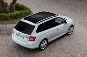 Skoda Auto Deutschland GmbH: SKODA bietet attraktive Businesspakete auch für Fabia und Fabia Combi an