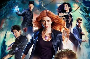 Constantin Film: SHADOWHUNTERS: THE MORTAL INSTRUMENTS läuft ab heute auf Netflix