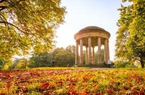 Hannover Marketing und Tourismus GmbH: Aktiv durch den Herbst in der Urlaubsregion Hannover