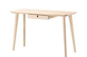 IKEA Deutschland GmbH & Co. KG: IKEA erhält Red Dot Award für die LISABO Tischserie