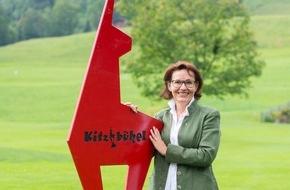Kitzbühel Tourismus: Brigitte Schlögl wird Tourismusdirektorin in Kitzbühel
