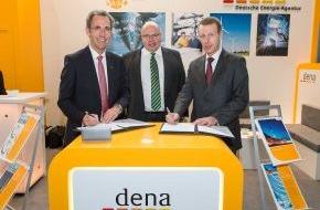 Deutsche Energie-Agentur GmbH (dena): Gemeinsam Power to Gas vorantreiben / dena und performing energy unterzeichnen Kooperationsvereinbarung