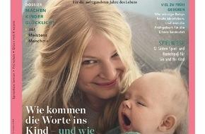 """Gruner+Jahr, ELTERN: """"Jungs, macht Kinder!"""" / Das wünscht sich Revolverheld-Sänger Johannes Strate im ELTERN-Interview von seinen Bandkollegen - er ist bisher der einzige Vater unter ihnen"""