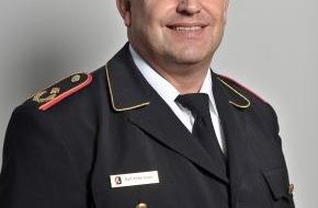 Deutscher Feuerwehrverband e. V. (DFV): Ralf Ackermann als Vizepräsident wiedergewählt / Ständiger Vertreter des DFV-Präsidenten gehört Vorstand seit 1996 an