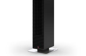 Stadler Form Aktiengesellschaft: Paul - le premier chauffage d'appoint au monde équipé de la technologie Adaptive Heat[TM] / Stadler Form présente une première mondiale