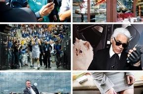 dpa Deutsche Presse-Agentur GmbH: dpa zeichnet Bilder des Jahres 2015 aus - picture alliance präsentiert die Gewinner