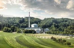 BKW Energie AG: Arrêt définitif du fonctionnement de puissance: La centrale nucléaire de Mühleberg sera définitivement déconnectée du réseau le 20 décembre 2019