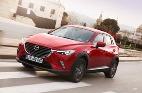 Mazda: Mazda wächst in Europa weiter zweistellig