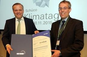 Schüco International KG: Schüco International KG: Reduktion des CO2-Fußabdrucks um 60 %