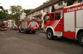 Feuerwehr Arnsberg: FW-AR: Sirenen rufen Basislöschzug 2 zum Einsatz nach Arnsberg-Gierskämpen
