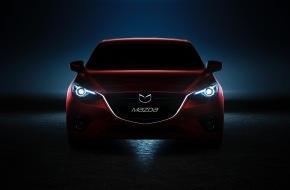 Mazda (Suisse) SA: Weltpremiere des neuen Mazda3
