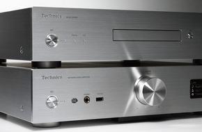 Panasonic Deutschland: Die Technics Grand Class G30-Serie: HiFi-Audiokomponenten der nächsten Generation / Neue Netzwerkaudio-Vollverstärker und Musikserver sorgen für einen Musikgenuss der Extraklasse