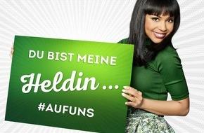 """sixx GmbH: #AUFUNS! sixx feiert mit """"Like us - Unsere 30 größten Heldinnen""""  am Dienstag, 8. März 2016, um 20:15 Uhr den Weltfrauentag"""