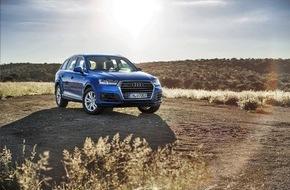 Audi AG: Audi im März mit bestem Monat der Unternehmensgeschichte (FOTO)