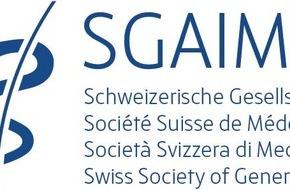 Schweiz. Gesellschaft für Allgemeine Innere Medizin - SGAIM: Grösste medizinische Fachgesellschaft der Schweiz: Gründungsversammlung Schweizerische Gesellschaft Allgemeine Innere Medizin (SGAIM) am 17. Dezember 2015 in Bern