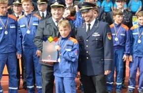 Deutscher Feuerwehrverband e. V. (DFV): Dabel ist Deutscher Meister der Jugendfeuerwehren