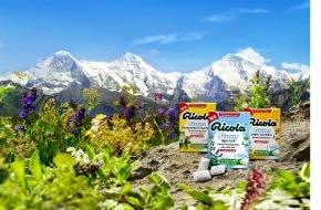 Ricola: Ricola lanciert Alpin Fresh: den neuen Kräuter-Kaugummi