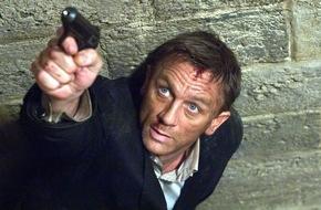 """RTL II: Der berühmteste Geheimagent der Welt bei RTL II: """"James Bond 007 - Ein Quantum Trost"""""""