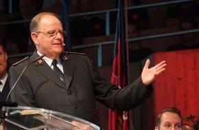 Heilsarmee / Armée du Salut: Heilsarmee-General ruft zu sozialem Engagement auf