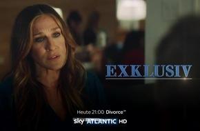 """Sarah Jessica Parker spricht Deutsch: """"Divorce"""" ab 25. Januar exklusiv bei Sky"""