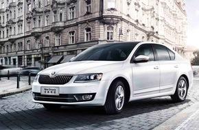 Skoda Auto Deutschland GmbH: SKODA: 1,5 Millionen Autos in China verkauft