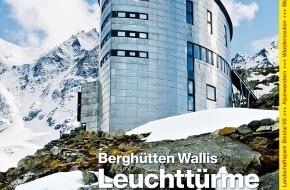 Wandermagazin SCHWEIZ: Wandermagazin SCHWEIZ Ausgabe Juli 2011 / Im Berghüttenkanton Wallis