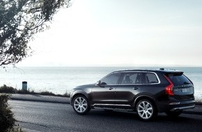 Volvo Car Switzerland AG: La Volvo XC90 remporte le fameux Red Dot « Best of the Best » Product Design Award