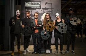 Migros-Genossenschafts-Bund Direktion Kultur und Soziales: 19e édition du festival de musique pop du Pour-cent culturel Migros / Succès de m4music: les distinctions «Demo of the Year » et «Best Swiss Video Clip» ont été remises