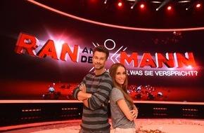 """SAT.1: Neue Show """"Ran an den Mann"""" startet in SAT.1"""