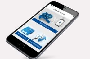 """KSB Aktiengesellschaft: Innovationspreis für """"lauschende"""" Pumpen-App"""
