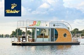 Tchibo GmbH: Leinen los! Hausboote ab Dienstag bei Tchibo