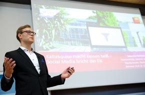 HPI Hasso-Plattner-Institut: Hasso Plattners Studenten verschaffen mit neuer Unternehmenssoftware der Wirtschaft Wettbewerbsvorteile
