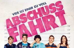 Constantin Film: ABSCHUSSFAHRT / Ab 21. Mai im Kino